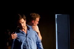 »Am Boden« theatre play based on Maxim Gorki